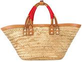 Balenciaga braided tote bag