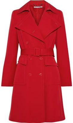 Stella McCartney Erika Wool-gabardine Trench Coat