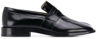 Maison Margiela Tabi penny loafers