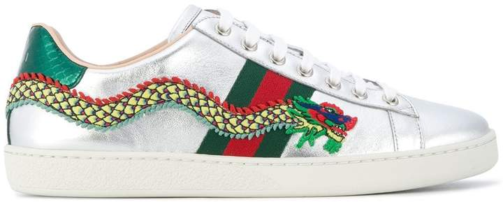 b09a6dad6 Embroidered Sneaker - ShopStyle