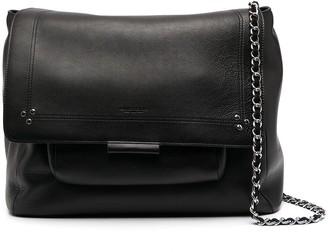Jerome Dreyfuss Large Leather Shoulder Bag