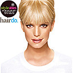 Ken Paves Clip-In Bang Hair Extension - Chocolate Copper