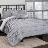 Republic Pintucked Ruffles Comforter Set