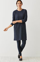 J. Jill Pure Jill Textured Knit Dress