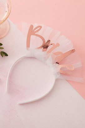 Coast Ginger Ray Bride Headband