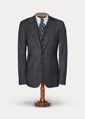 Ralph Lauren Merino-Blend Suit Jacket