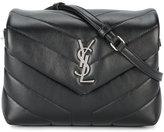 Saint Laurent toy Loulou Monogram shoulder bag - women - Leather - One Size