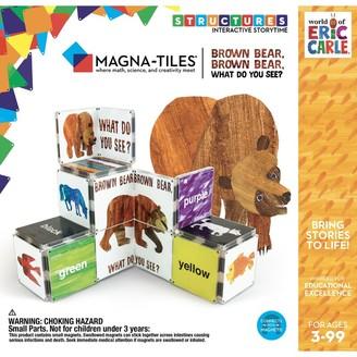 Magna-Tiles Magna Tiles Eric Carle Brown Bear, Brown Bear