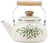 Lenox Holiday Tea Kettle