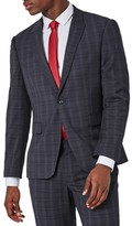 Topman Men's Muscle Fit Suit Jacket