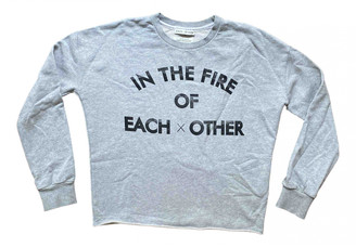 Each X Other Grey Cotton Knitwear