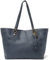 The Sak Collective Sienna Medium Leather Tote Bag