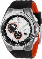 Technomarine Men's 112006 Cruise Steel Evolution Stonewashed Steel Case Dial Watch