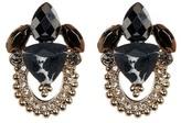 Jenny Packham Crystal Cluster Stud Earrings