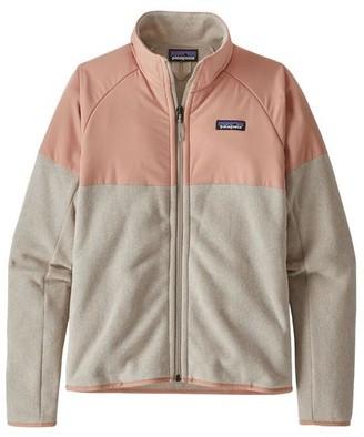Patagonia Jersey Ws Lightweight Better Sweater Shelled Fleece Pumice - L