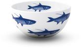Caskata School of Fish Bowls - White/Blue