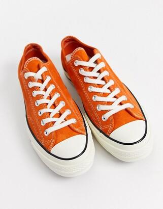 Converse Chuck '70 Suede trainers in orange
