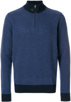Hackett classic roll-neck sweater