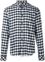IRO checked shirt