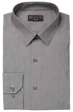 Alfani Men's AlfaTech Dress Shirt, Created for Macy's