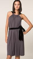 Rachel Pally Velvet Trim Dress