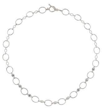Charriol Flamme Blanche Diamond Necklace