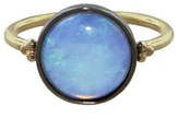 Laura Lee Jewellery Round Opal Statement Ring