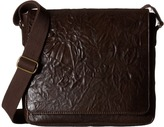 Scully Hidesign Ade Messenger Bag