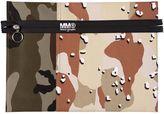MM6 MAISON MARGIELA Camouflage Canvas Pouch