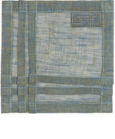 Claudia Szerer Home Collection Gauze Cocktail Napkin-BLUE, GREEN, TURQUOISE