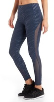 Gap GapFit Blackout gFast high rise mesh leggings
