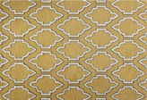 "One Kings Lane 5'x7'6"" Shatkin Rug, Gold"