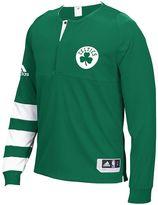 adidas Men's Boston Celtics On-Court Shooting Shirt
