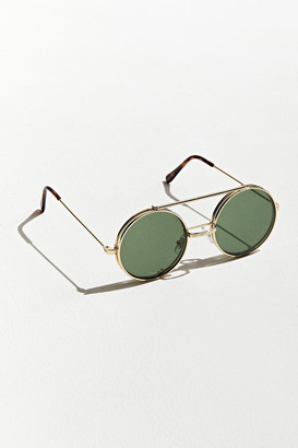 Urban Outfitters Flip-Up Round Sunglasses