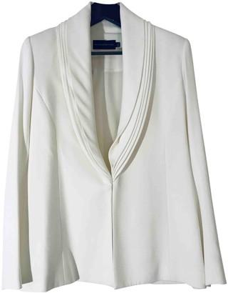 Brandon Maxwell White Jacket for Women