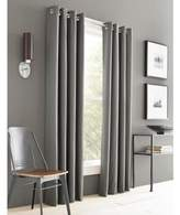 J. Queen New YorkTM Adorn 108-Inch Grommet Top Window Curtain Panel in Grey