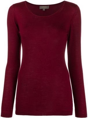 N.Peal Round Neck Jumper