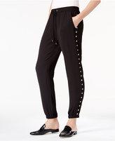 MICHAEL Michael Kors Embellished Track Pants