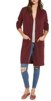 Leith Women's Shawl Collar Cardigan
