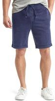 Gap French terry raw-hem shorts