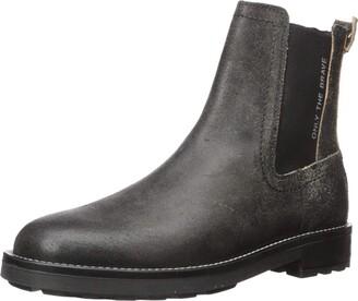Diesel Men's D-THROUPER CB-Boots Fashion