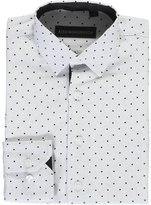 "Kidsworld Kids World Little Boys' ""Dots on Dots"" Dress Shirt"