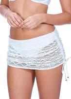 Freya Sundance Skirted Bikini Bottom, L
