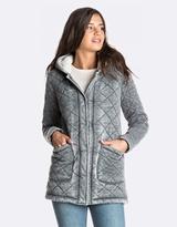 Roxy Womens Breakwater Beach Fleece Jacket