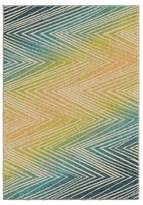 Orian Rugs Ople Chevron Promise Indoor/Outdoor Area Rug - Multicolor