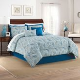 Waverly Traditions by 4-piece Paisley Proposal Comforter Set