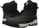 Carhartt 6 Inch Force Black Waterproof Work Boot