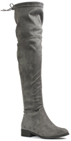Pierre Dumas Gray City Over-the-Knee Boot - Women