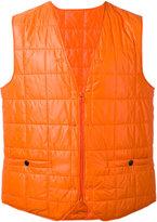 Stutterheim padded vest - men - Polyester/Nylon - M