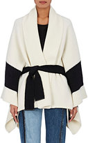 Rag & Bone Women's Britton Wool-Blend Belted Cape-IVORY